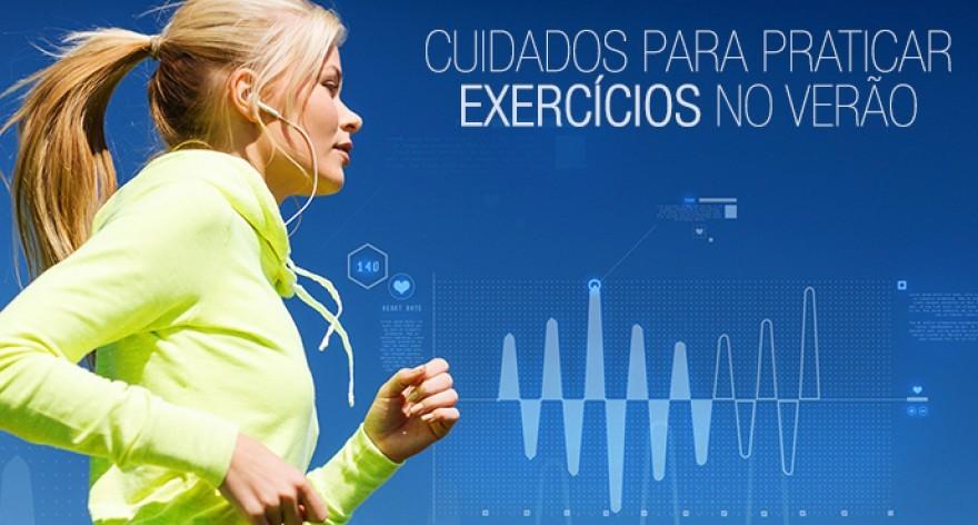 Blog 5àsec - Cuidados para se exercitar em dias de calor intenso