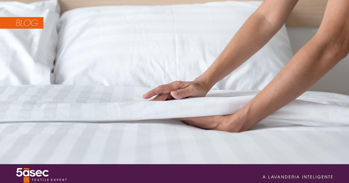 Blog 5àsec - Aprenda como dobrar lençol de elástico