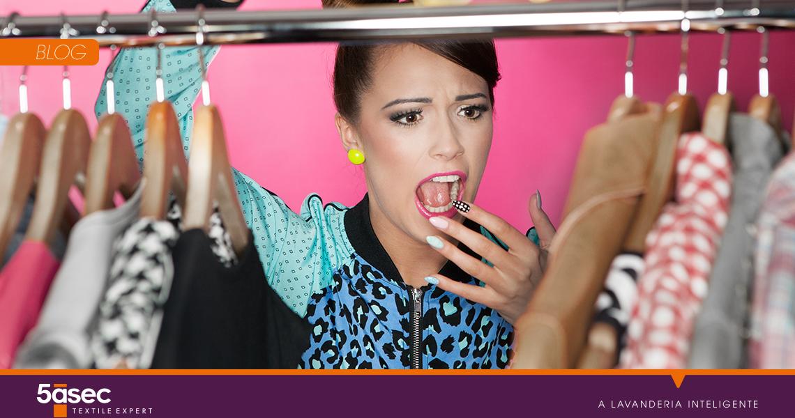 Blog 5àsec - O porquê das roupas desbotarem