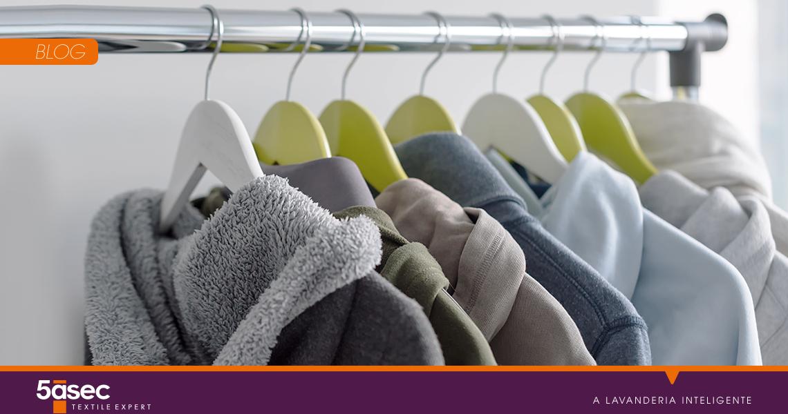 Blog 5àsec - Você sabe como armazenar as roupas de inverno?