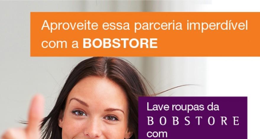 Blog 5àsec - Parceria 5àSec e 5àfil com a Bobstore