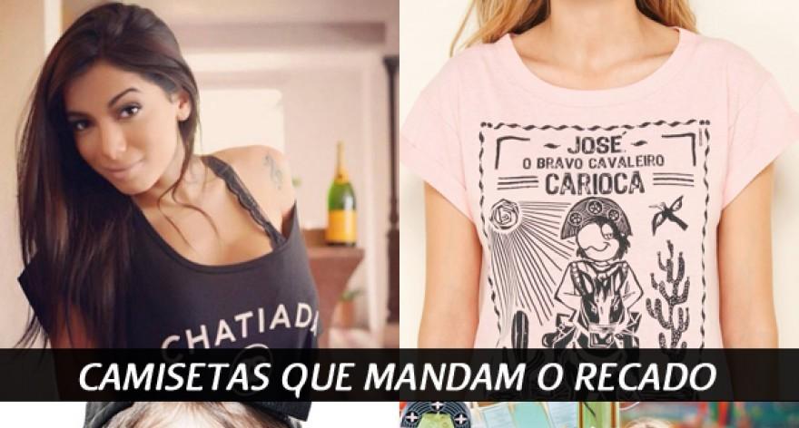 Blog 5àsec - Camisetas que mandam o recado