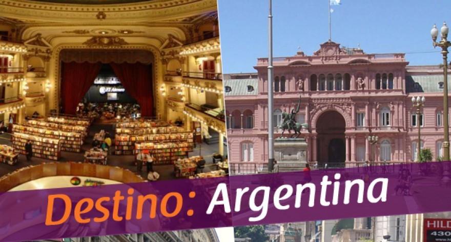 Blog 5àsec - 5 locais para visitar em Buenos Aires