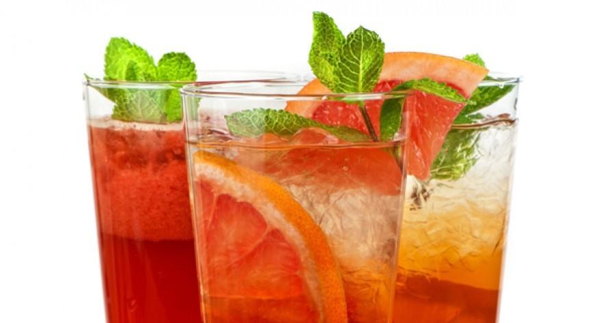 Blog 5àsec - Receitas de chás refrescantes
